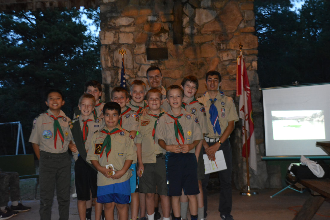 Boy Scouts Troop 220 Albuquerque, New Mexico - Main